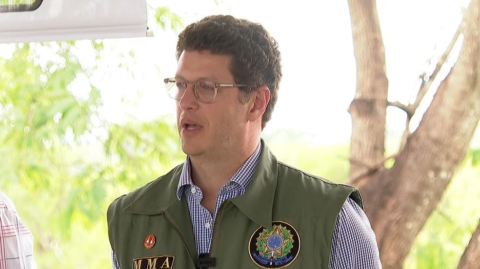 Ministro do Meio Ambiente inaugura centro de triagem na Colômbia
