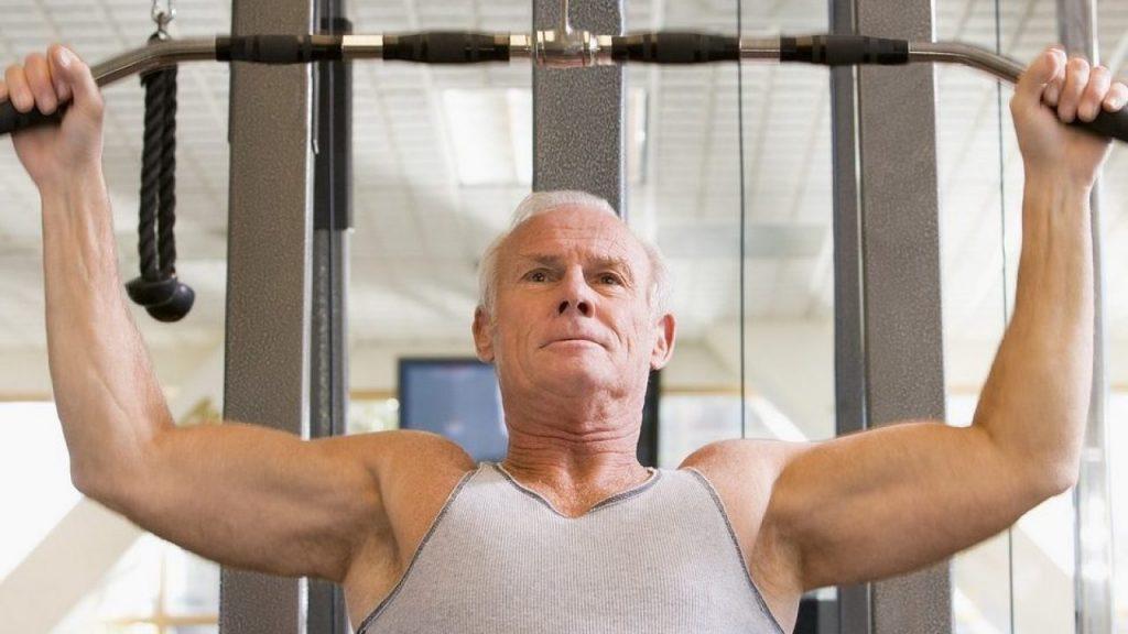 Musculação para tratar idoso?