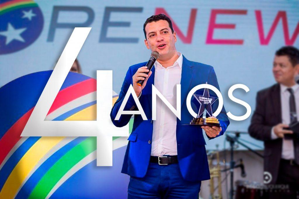 PE News 4 anos: O sucesso por trás de um dos maiores sites de Pernambuco