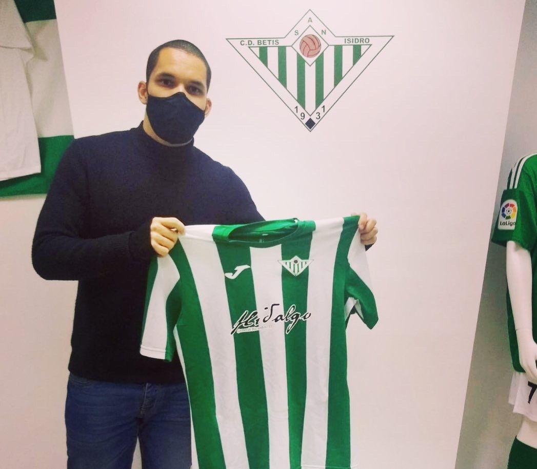 Danilo Cavalcante é a aposta do Betis San Isidro da Espanha