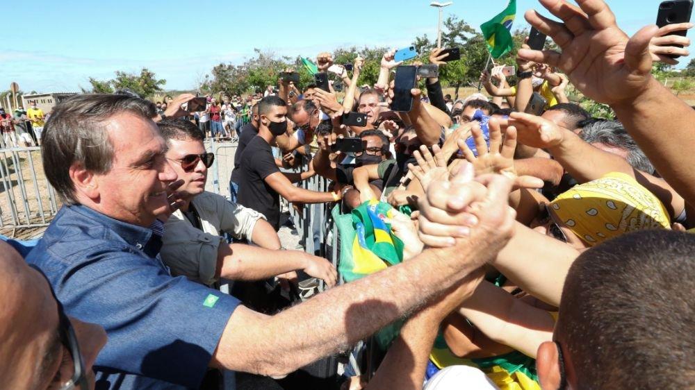 Covaxin: mais uma crise fabricada para tentar atingir Bolsonaro