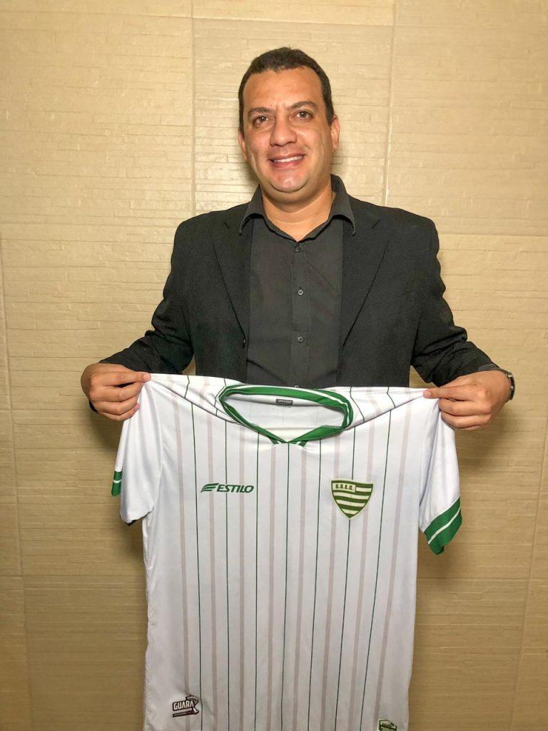 Empresário Robson Ouro Preto assume a Diretoria de base do Sete de Setembro